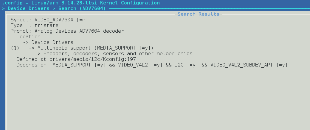enable support to ADV7604 in 3 14 kernel - RZ - Forum - RZ
