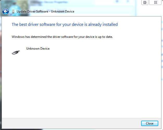 USB host controller stopped by windows, Code 43 - Synergy - Forum