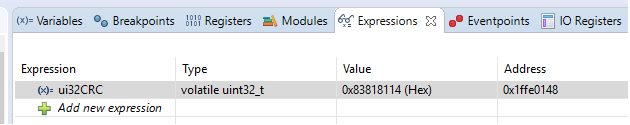 CRC framework API not producing as expected question
